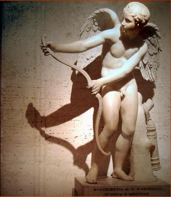 Eros. El poder del Amor mueve